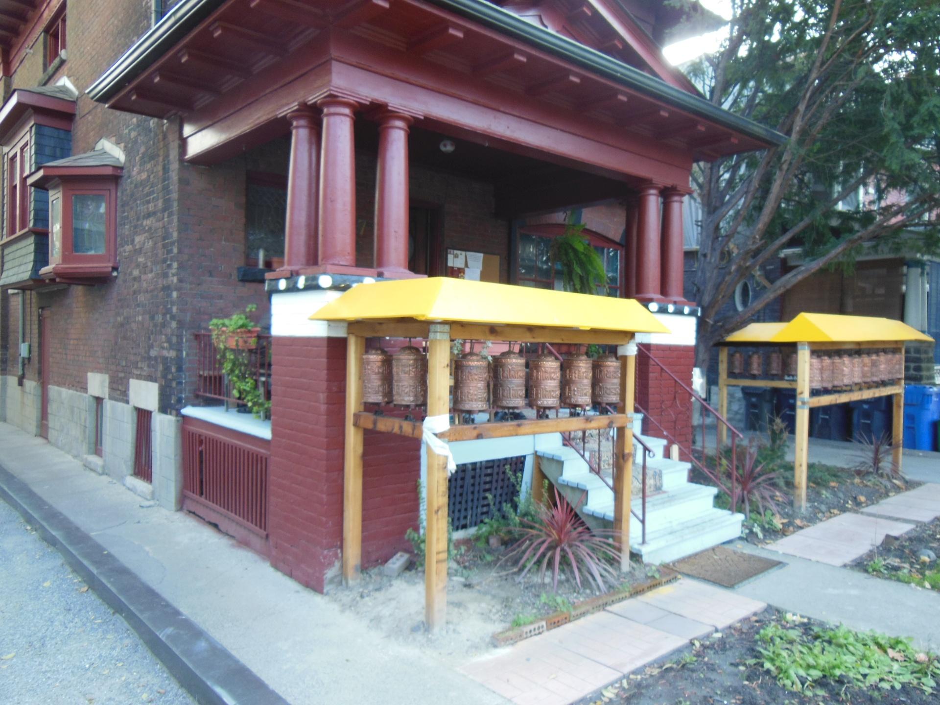 Kagyuk Buddhist Center